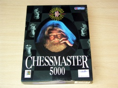 Chessmaster 5000 by Mindscape