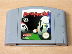 ** Virtual Pool 64 by Nintendo