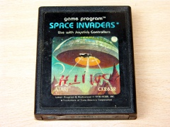 ** Space Invaders by Atari