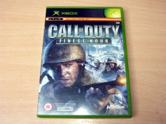 ** Call Of Duty : Finest Hour by Activision