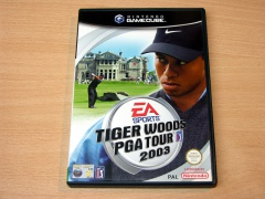 Tiger Woods PGA Tour 2003 by EA Sports