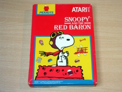 Snoopy And The Red Baron by Atari