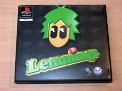 ** Lemmings 3D by Psygnosis
