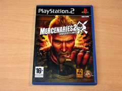 ** Mercenaries 2 by EA