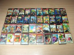 ** C64 Mastertronic Budget Games Collection