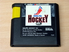 NHLPA Hockey 93 by Electronic Arts