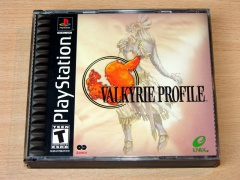 Valkyrie Profile by Enix