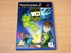 ** Ben 10 : Alien Force by D3 Publisher