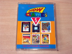 Now Games 5 by Virgin Games