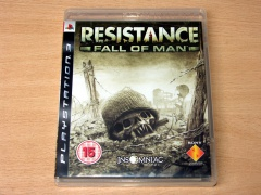 Resistance : Fall Of Man by Insomniac