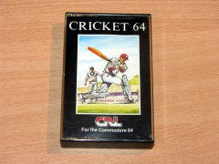 ** Cricket 64 by CRL