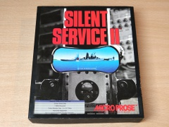 Silent Service II by Microprose