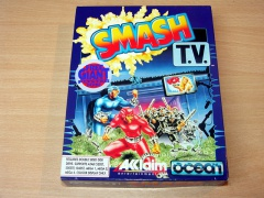 Smash TV by Acclaim + Poster