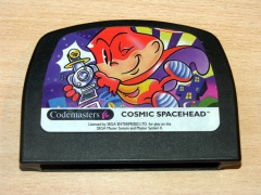 ** Cosmic Spacehead by Codemasters