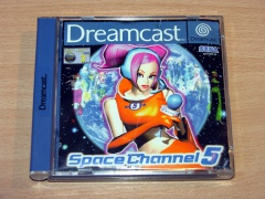 ** Space Channel 5 by Sega
