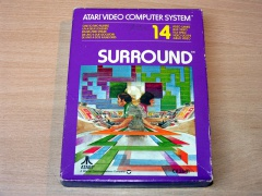 Surround by Atari - Purple Box