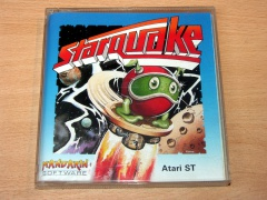 Starquake by Mandarin Software