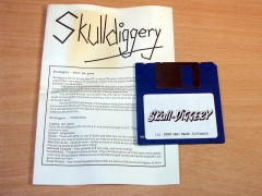 Skull Diggery by Man Made Software