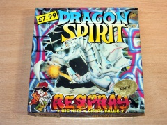 Dragon Spirit by Respray