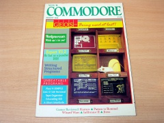 Your Commodore - August 1988