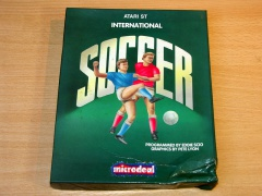 ** International Soccer by Microdeal