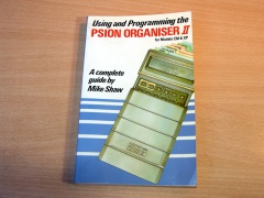 Using And Programming The Psion Organiser II