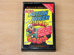 Action Biker Sample Version by Mastertronic