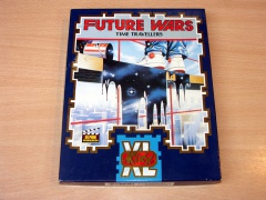 Future Wars : Time Travellers by Kixx XL