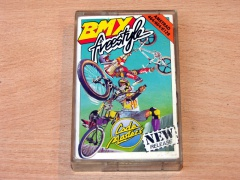 BMX Freestyle by Codemasters