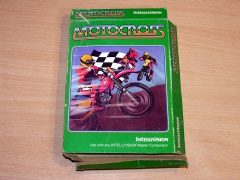 ** Motocross by Intellivision