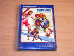 ** Boxing by Mattel