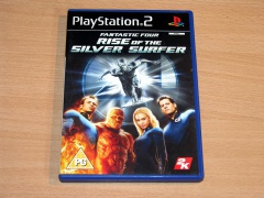 ** Fantastic Four : Rise Of The Silver Surfer by 2K