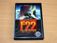 ** F22 Interceptor by Electronic Arts