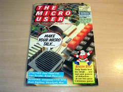 The Micro User - Issue 10 Volume 4