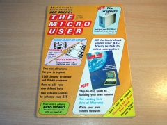 The Micro User - Issue 5 Volume 2