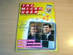 The Micro User - Issue 5 Volume 4