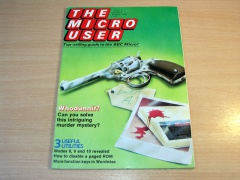 The Micro User - Issue 9 Volume 3