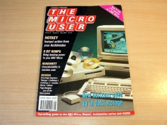 The Micro User - Issue 3 Volume 8