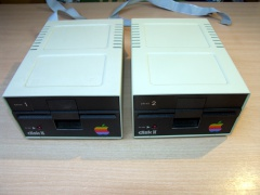 Apple II External Disk Drives