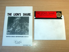 The Lion's Share by Davka Corporation