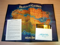 Death In The Caribbean by Micro Fun