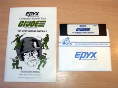 GI Joe by Epyx
