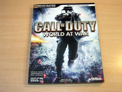 Call Of Duty : World At War Guide
