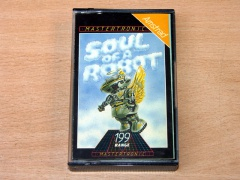 Soul Of A Robot by Mastertronic