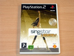 ** Singstar Legends by London Studio