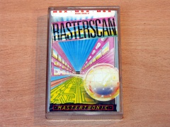 Rasterscan by Mastertronic