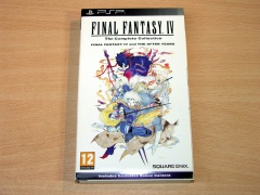 Final Fantasy IV : Complete Collection by Square Enix