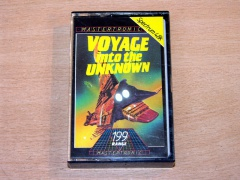 Voyage Into The Unknown by Mastertronic