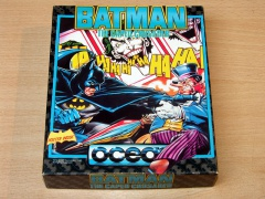 ** Batman The Caped Crusader by Ocean