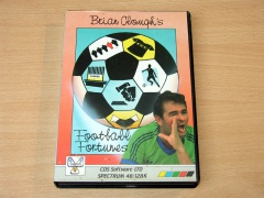 ** Brian Clough's Football Fortunes by CDS Software